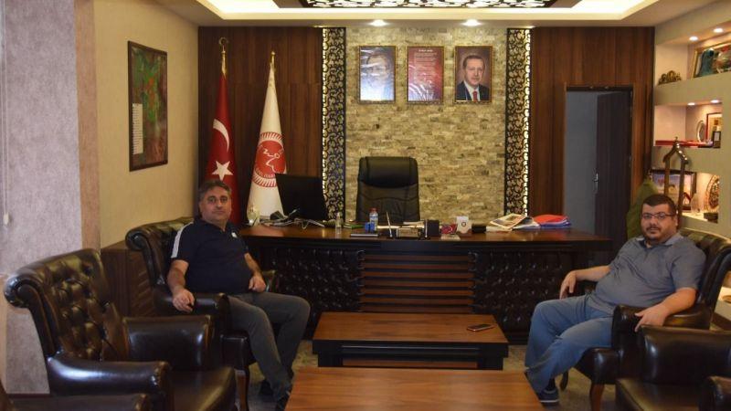 Gazeteci Can Taşkın'dan Duru'ya Ziyaret!