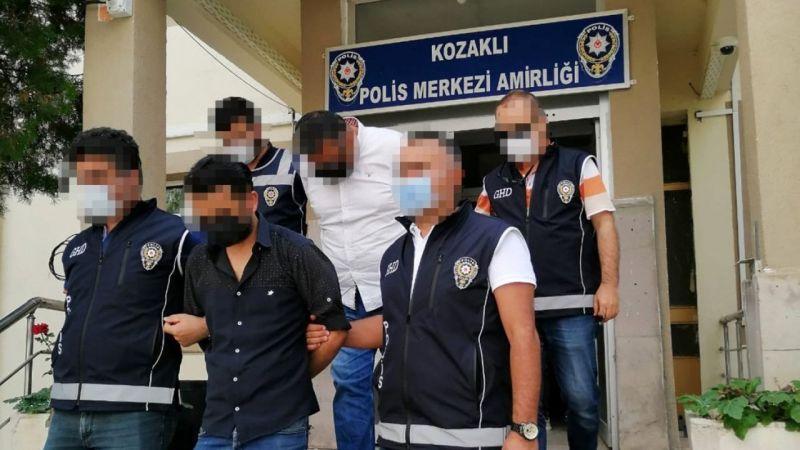 İstanbul'da Aranan Organ Kaçakçıları Kozaklı'da Yakalandı