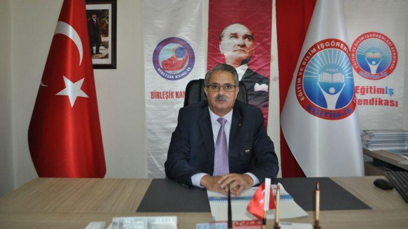 Demir'den Memur-Sen ve Türkiye Kamu-Sen'e Eleştiri