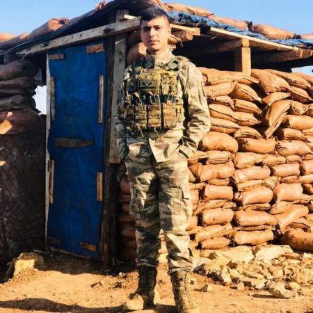 Irak'ta Hain Saldırı 1 Şehidimiz Var
