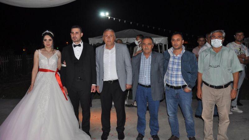 Başkan Çiftçi ve Yönetimi Gazimiz Muammer Işır'ı Mutlu Gününde Yalnız Bırakmadılar