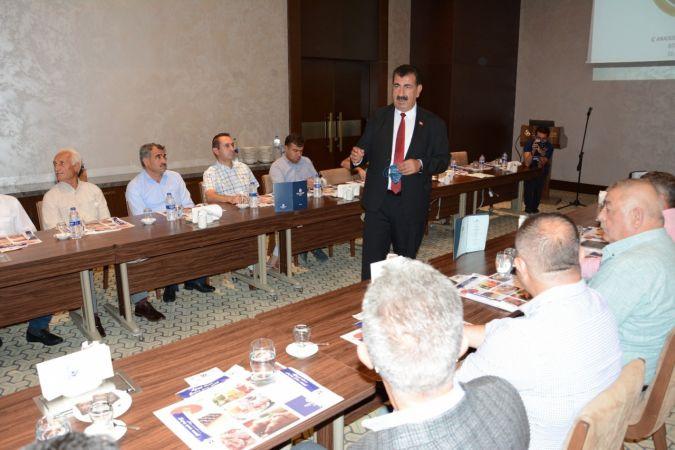 İç Anadolu Yetiştiricileri, Pakdemirli'ye Teşekkür Etti