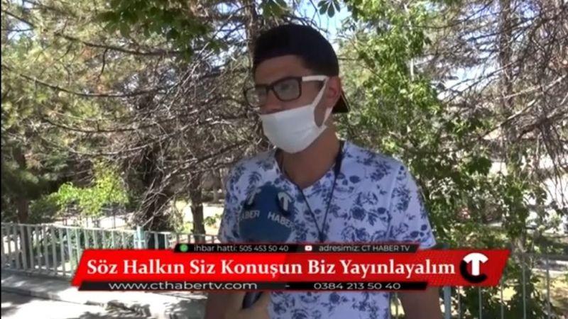 CT Haber Nevşehir Sokaklarında!