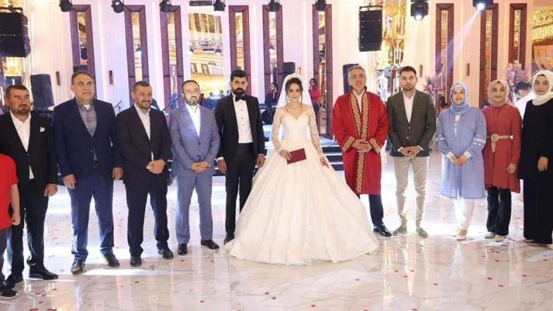 Nevşehir Milletvekili Yücel Menekşe Hafta Sonlarında Düğünlerdeydi