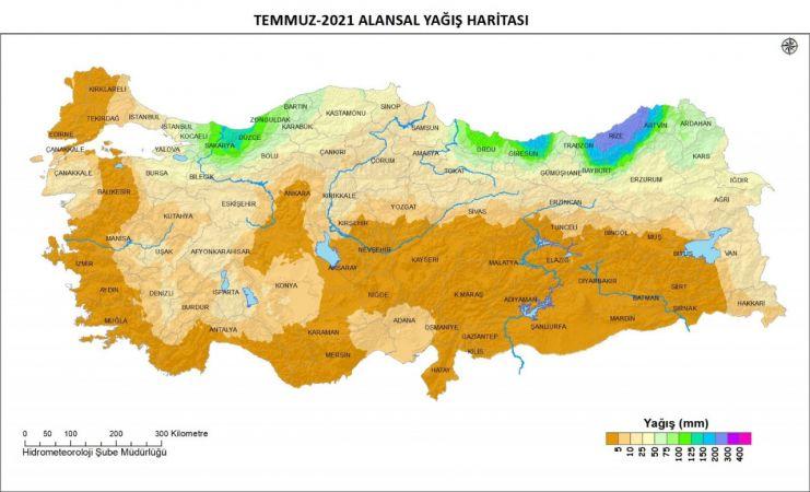 Diğer İller Gibi Nevşehir'de Su Sıkıntısı Çekiyor