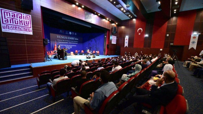 TTK'nın Yunus Emre'yi Anma Etkinlikleri Mardin'de başladı