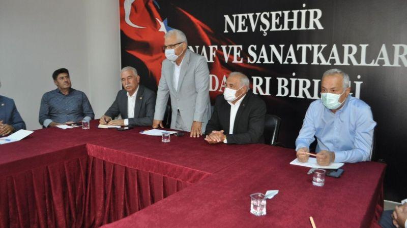 CHP Genel Başkanı Kılıçdaroğlu 2 Eylül'de Nevşehir'e Geliyor