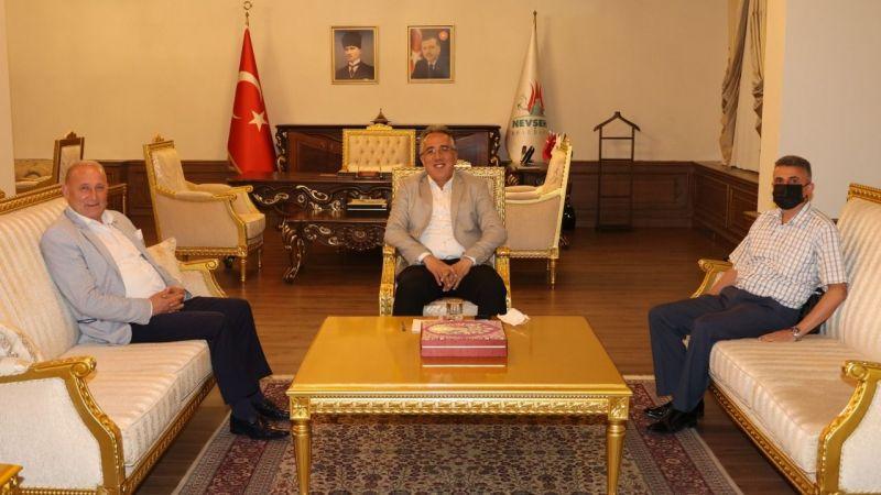 Başkan Gülen'den Çifte Ziyaret!