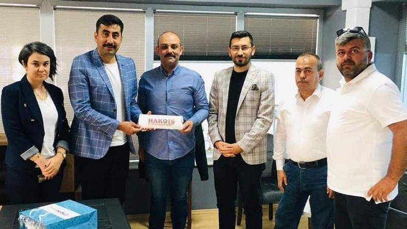 Nevşehir Belediyesi Turizm ve Spor A.Ş'ye Ziyaret!
