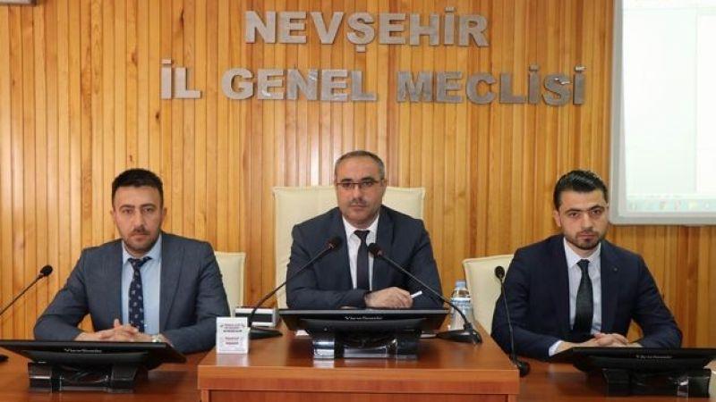 Nevşehir İl Genel Meclisi'nin Ağustos Ayı Kararları Açıklandı