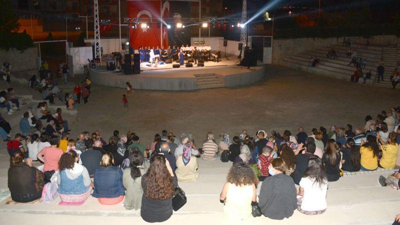 Avanos'ta Türk Sanat Müziği Rüzgarı Esti!