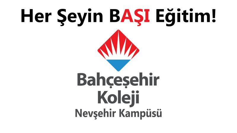 Bahçeşehir Koleji Nevşehir Kampüsü Öğrencilerinden Aşıya Destek