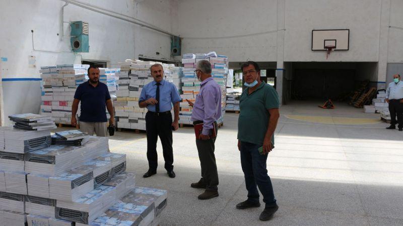 Nevşehir'de Ücretsiz Ders Kitabı Dağıtımı Devam Ediyor