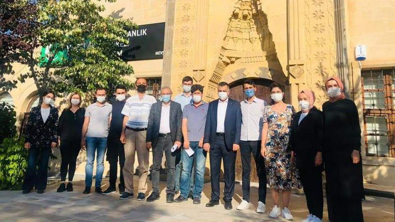 Nevşehir Yeşilay İlk Toplantısı Düzenlendi