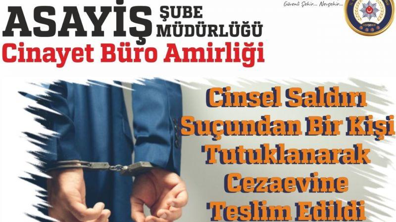 Nevşehir'de Otobüste Kadını Taciz Eden Şahıs Tutuklandı!