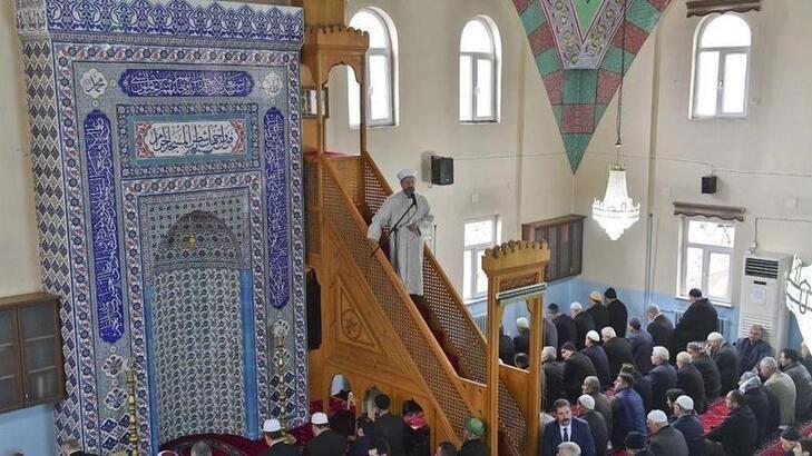 """Cuma Hutbesinde Bu Hafta Konu """"Müslüman İşini Sağlam ve Güzel Yapar"""""""