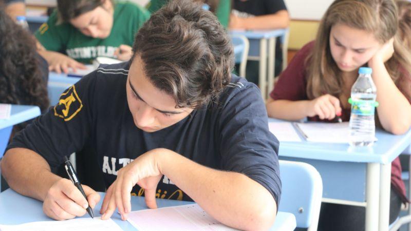 Altınyıldız Fen ve Anadolu Lisesinin Büyük Başarısı
