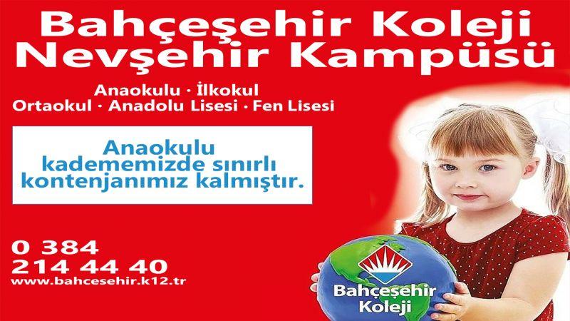 Bahçeşehir Koleji Anaokulu Kayıtlarda Sınırlı Kontenjan Kaldı