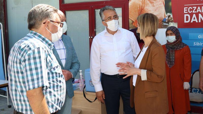 Vali Becel ve Başkan Savran'dan Aşı Çağrısı