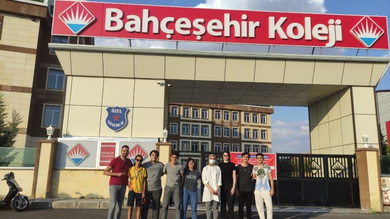 Bahçeşehir Koleji Nevşehir Kampüsü'nden Büyük Başarı