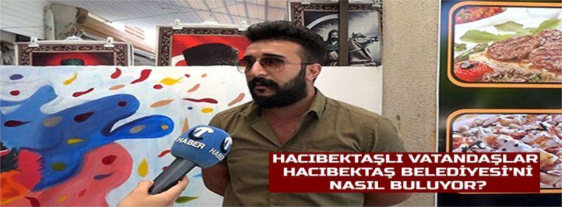 Hacıbektaş'lı Vatandaşlara Mikrofonumuzu Uzattık