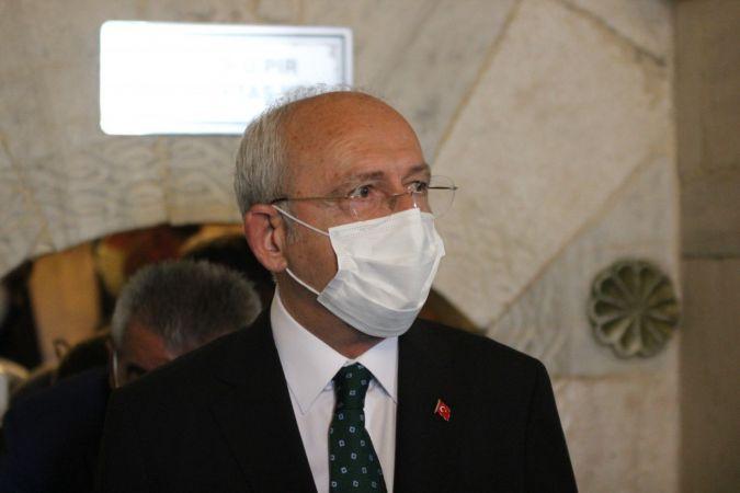 Kılıçdaroğlu, Nevşehir'de Sığınmacılar Hakkında Konuştu