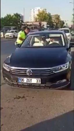 Milletvekilinin Aracını Durduran Polislere Soruşturma