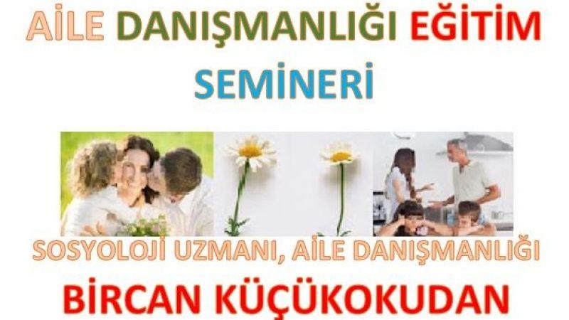 Ürgüp HEM'den  Ücretsiz Aile Danışmanlığı Eğitim Semineri!