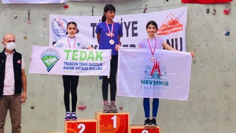 Nevşehir Belediyesi Sporcusu Zeynep Aydın'a Milli Davet!