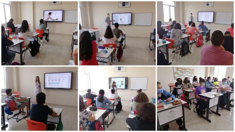 Bahçeşehir Koleji Nevşehir Kampüsü 8 ve 12. Sınıflarına Kavuştu