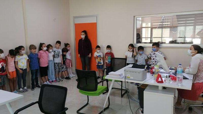 Bahçeşehir Koleji'nde Okulumu Tanıyorum Etkinliği Düzenlendi