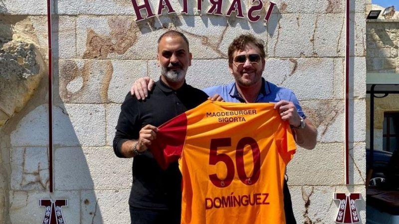 FIFA Asbaşkanı Domnguez Kapadokya'da