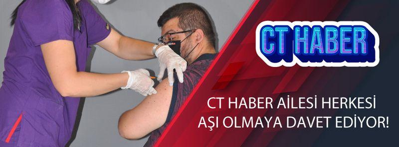 CT Haber Herkesi Aşı Olmaya Davet Ediyor!