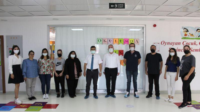 Altınyıldız'da ''Okulum Temiz Belgesi'' Yenileme Denetimi Başarıyla Gerçekleştirildi