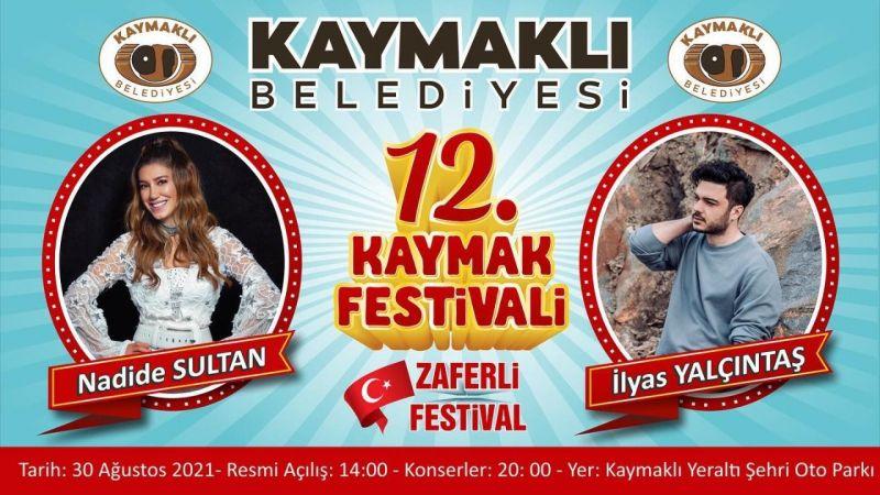 12. Kaymak Festivali 30 Ağustos'ta Başlıyor!