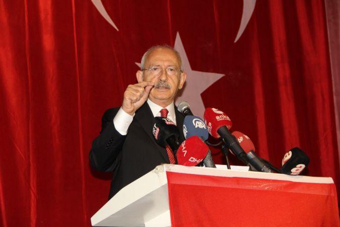 Kılıçdaroğlu'ndan CHP' de İçi Öz Eleştiri