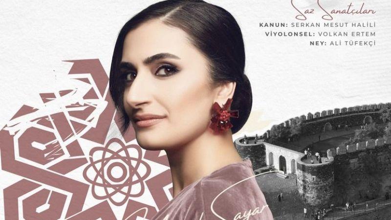 Yaprak Sayar İle İpek Yolu'nda Meşk Konseri 30 Ağustos Akşamı Kayaşehir'de