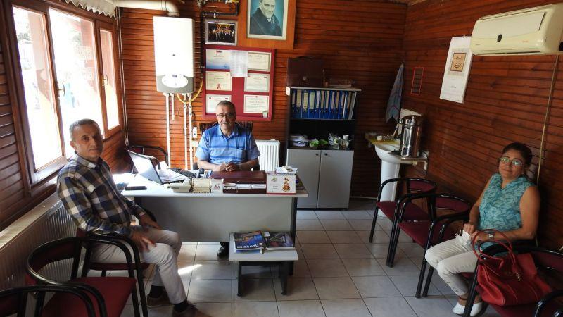Nevşehir SGK'da Yapılandırma Çalışmaları Sürüyor