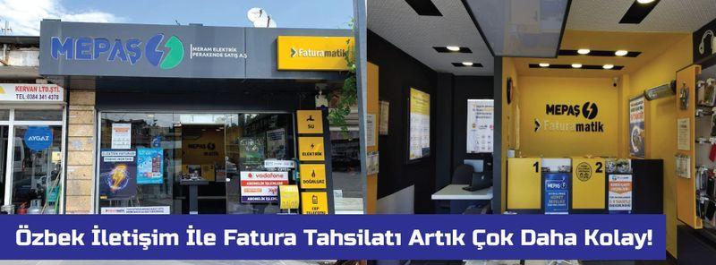 Özbek İletişim İle Fatura Tahsilatı Artık Çok Daha Kolay!