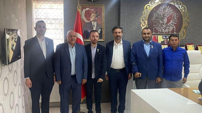 Başkan Dalcı Nevşehir'de Ziyaretlerde Bulundu