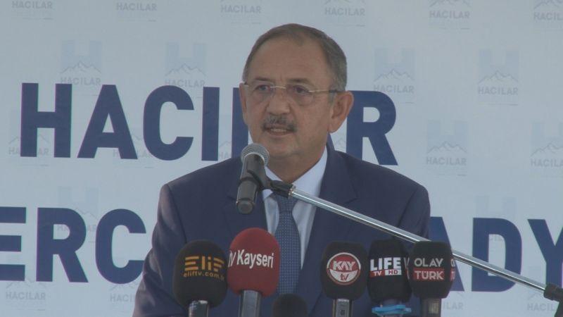 AK Parti Genel Başkan Yardımcısı Özhaseki'den Hızlı Trende Açıklaması