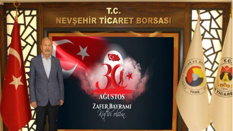 Başkan Salaş'ın, 30 Ağustos Zafer Bayramı Mesajı
