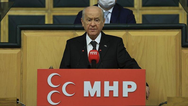MHP Lideri Bahçeli'den İlginç Kabil Açıklaması