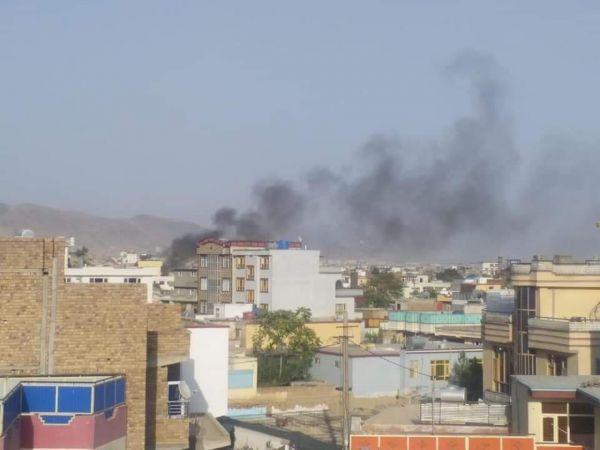 Kabil'de Bir Eve Roket Fırlatıldı 1 Çocuk Öldü, 3 Yaralı