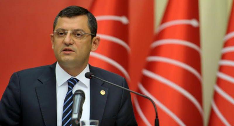 CHP Grup Başkan Vekili Özel'den Aşı Çağrısı