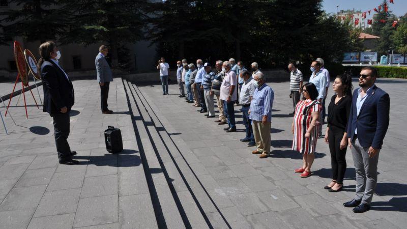 CHP Nevşehir İl Başkanlığı'ndan 30 Ağustos Kutlama Töreni
