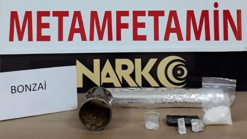 Nevşehir'de Uyuşturucu Tacirleri Vazgeçmiyor!