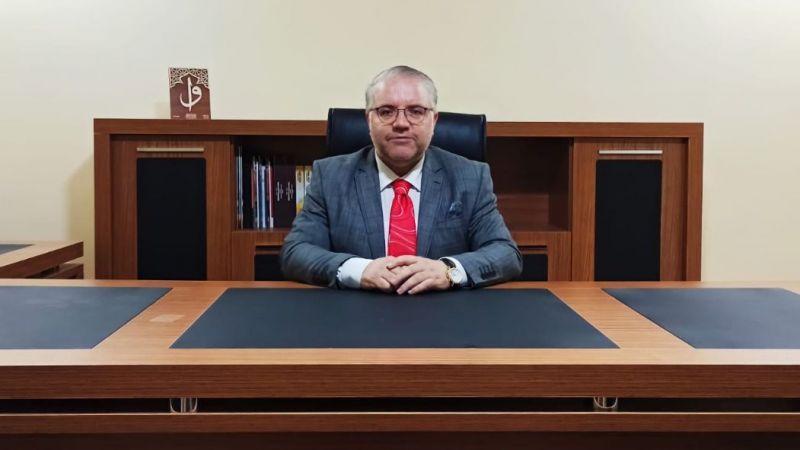ALEMDAR'da Yeni Başkan Mehmet Kahraman Oldu