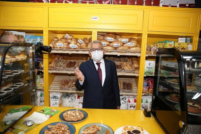 İç Anadolu Bölgesi'ne Glütensiz Kafe Açıldı