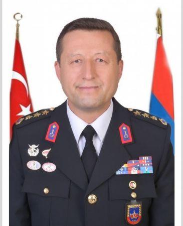 Jandarma Kıdemli Albay Ercan Altın Malatya'da Göreve Başladı